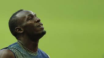 Usain Bolt: Nimmt nur Vitaminpräparate.