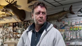 Aus Verzweiflung wird John (Russell Crowe) zum Verbrecher.  Rialto