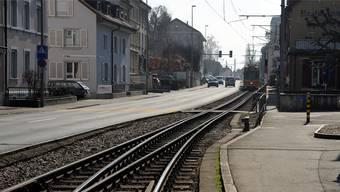 Der Engpass beim Spiesshöfli in Binningen soll bis 2024 beseitigt werden.