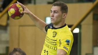 Tomas Babak erzielte acht Treffer für St. Otmar