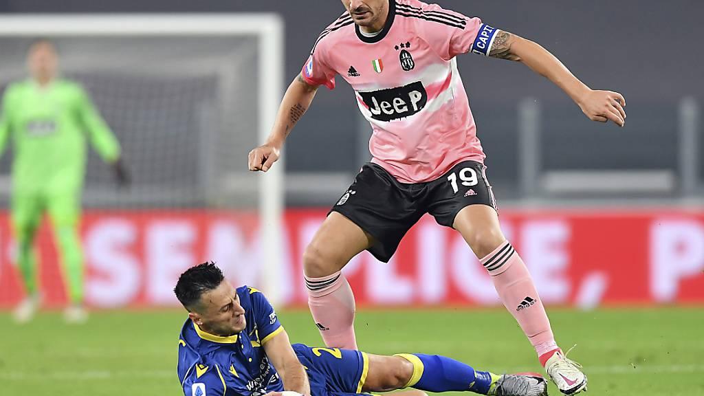 Juventus mit enttäuschendem Saisonstart