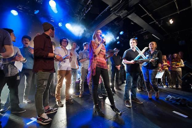 Die Spannung steigt: Welche Band wird das Finale des bandXaargau 2013 Nachwuchsband-Festivals im KiFF Aarau gewinnen?