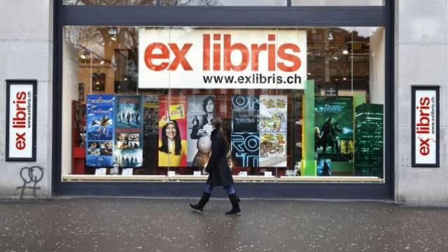 Ex Libris gibt es in der Schweiz 113-mal. Die Migros-Tochter wurde 1947 als Buchklub gegründet. Foto: Gaetan Bally - Keystone