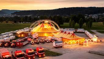 Circus Monti Tournee 2018