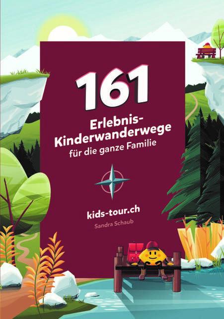 Cover 161 Erlebnis-Wanderungen