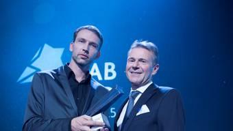Rocco Umbescheidt ist Aargauer des Jahres 2015