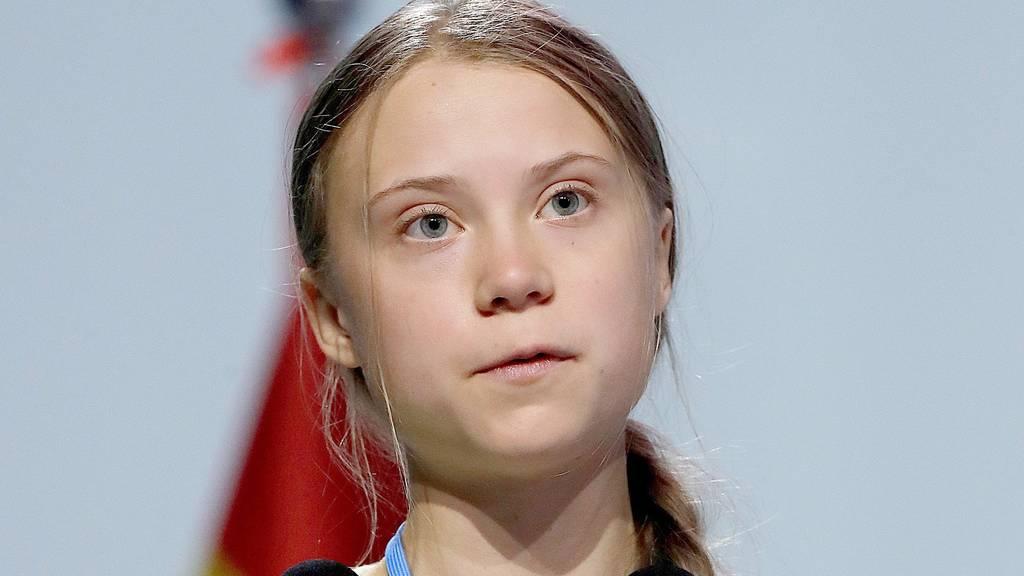 Greta Thunberg ist die «Person des Jahres»