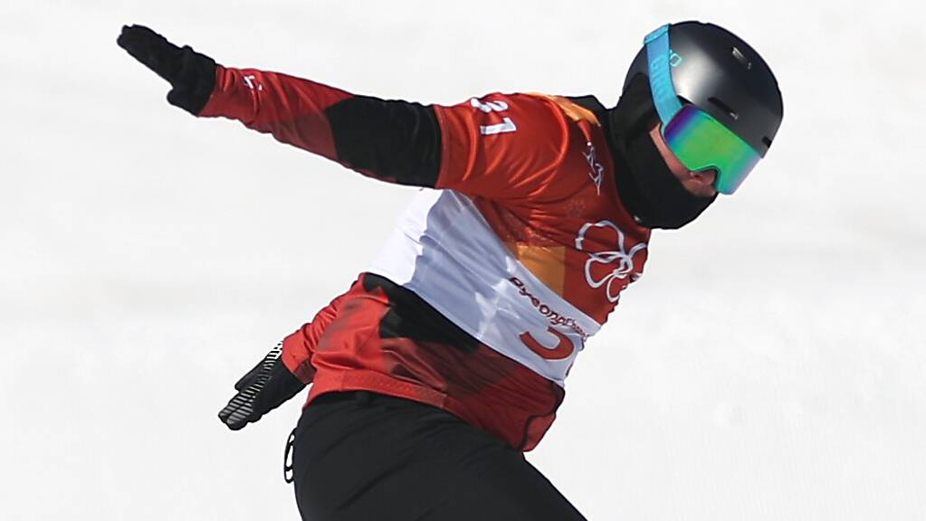 Kalle Koblet musste sich in Veysonnaz mit dem 9. Platz begnügen.