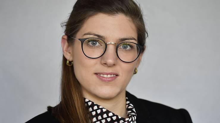 Franziska Ryser will für die St. Galler Grünen in den Ständerat.