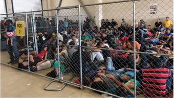 Aufsichtsbehörde zeichnet verheerendes Bild von US-Migrantenlagern