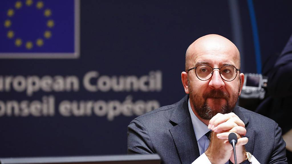 EU-Ratschef Charles Michel brachte beim Sondergipfel in Brüssel Bewegung in den festgefahrenen Streit.