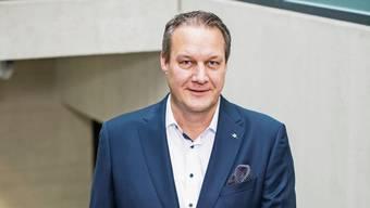 Michael Wertli, Regionalleiter der AKB Wohlen, sieht Licht am Horizont und geht davon aus, dass sich die Wirtschaft langsam stabilisiert.