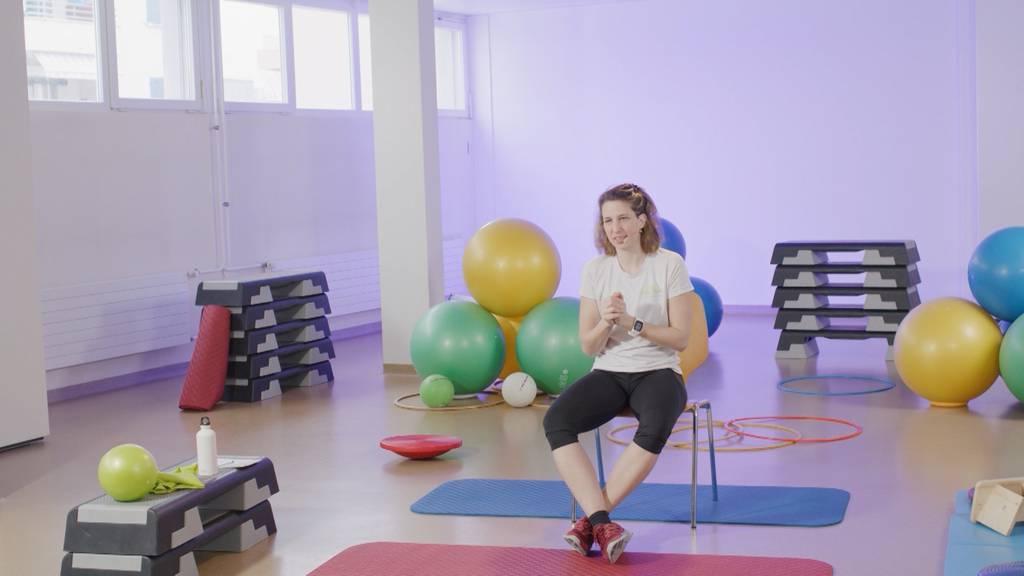«Gymnastik im Wohnzimmer» vom 22. Juni 2021