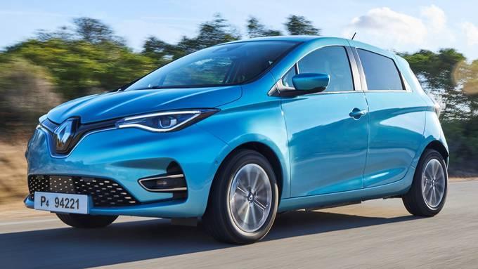 Renault Zoe. (Bild: HO)Renault Zoe.