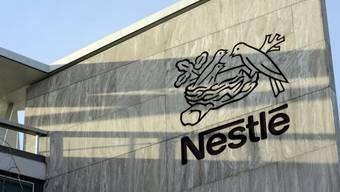 Der Nestlé-Hauptsitz in Vevey (Archiv)