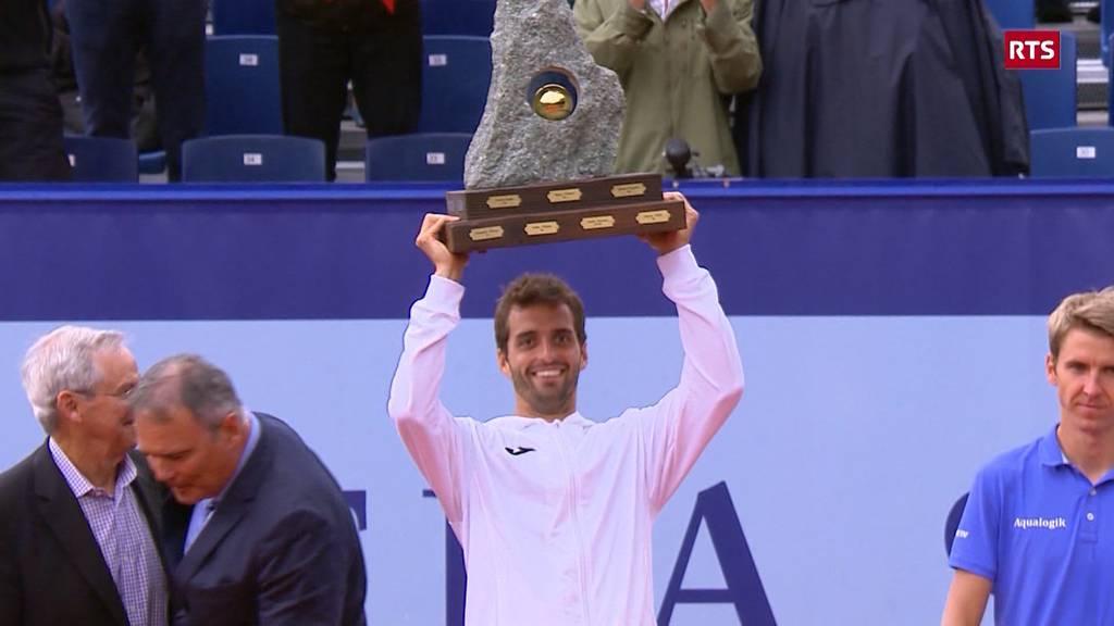 Ein spanischer Sieger und ein glücklicher Verlierer