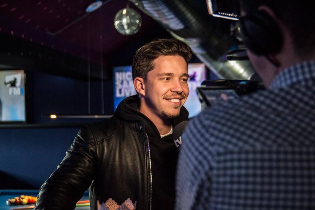 FM1 VIP-Konzert mit Nico Santos (© FM1Today/Stefanie Rohner)