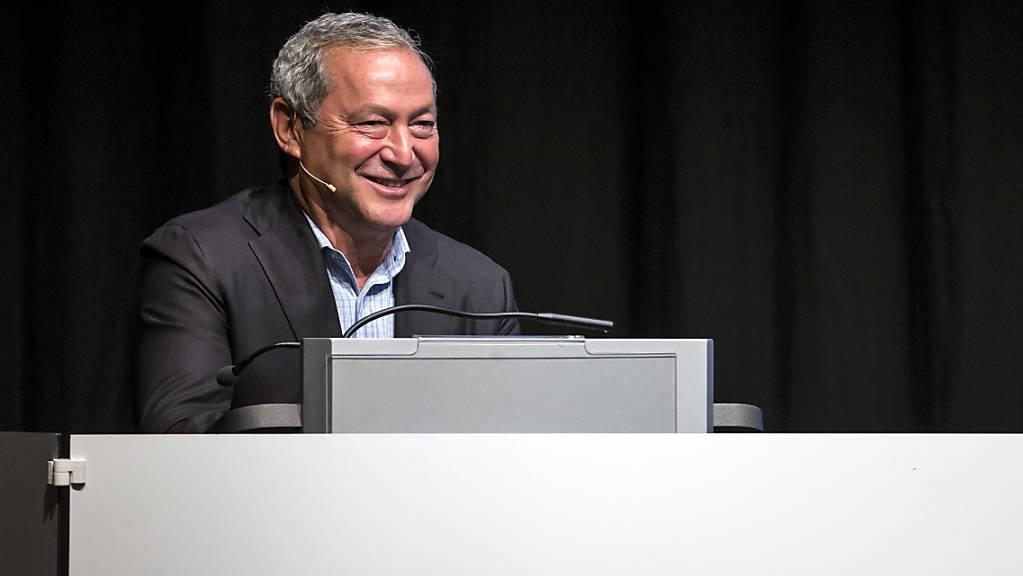 Orascom, das Unternehmen von Samih Sawiris, schrieb 2020 hohe Verluste. (Archivaufnahme)