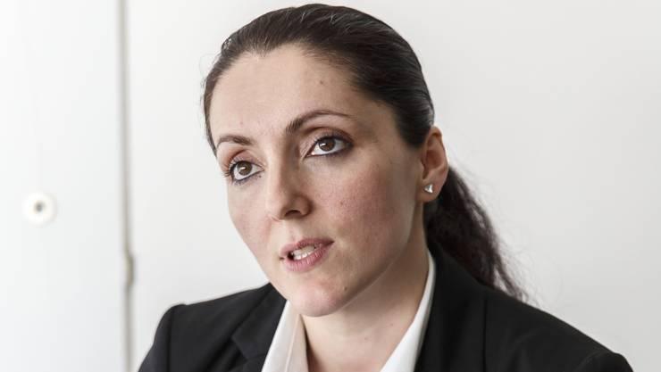 «Die Kantonsratswahlen waren erst der Anfang.» Kosovare Rrustemi will mehr.