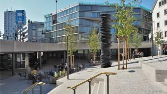 Die Schulden der Stadt Baden sollen dank dem Finanzplan nicht übermässig wachsen.