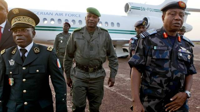 ECOWAS-Vertreter in Guinea-Bissau (Mitte April)