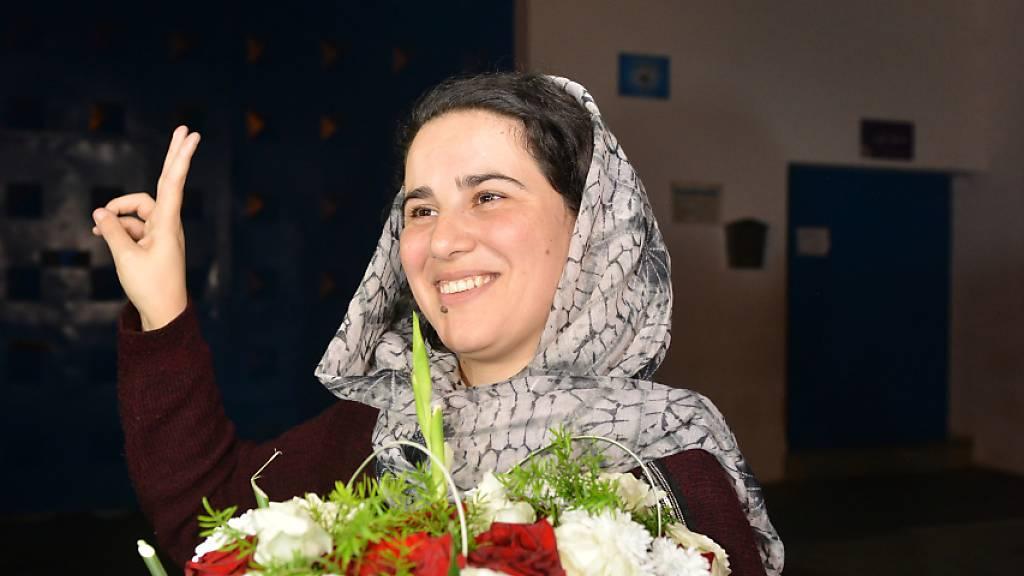 Wegen Abtreibung verurteilte Journalistin begnadigt