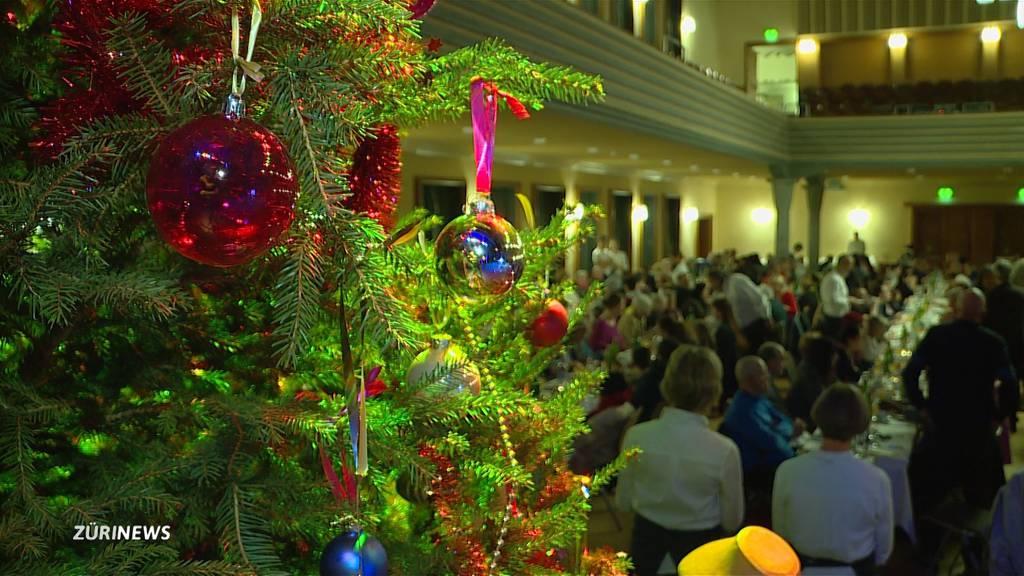 Caritas lädt zum traditionellen Weihnachtsfest