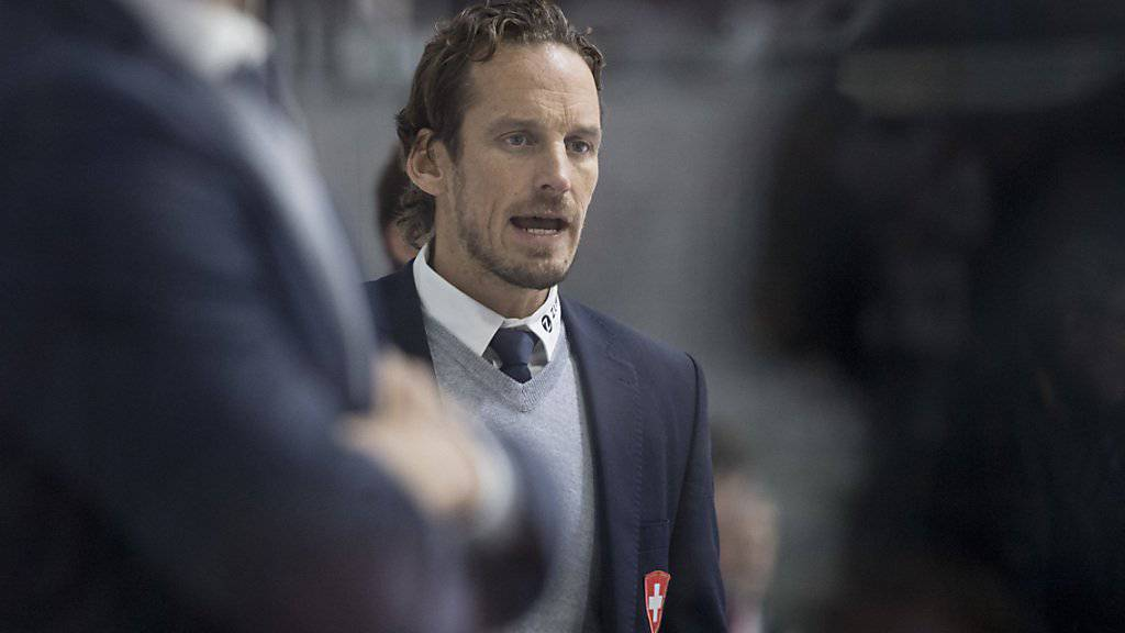 Eishockey-Nationaltrainer Patrick Fischer war mit den Auftritten seiner Mannschaft am Lucerne Cup nicht zufrieden