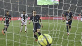 Mit dem 100-Punkte-Rekord wirds nichts für den PSG
