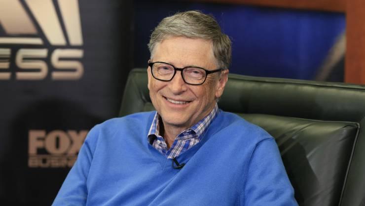 Bill Gates neueste Mission: Er will Alzheimer kurieren.