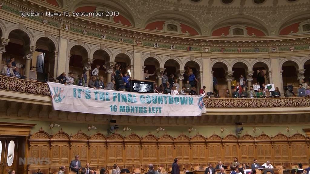 In 18 Schweizer Städten: Die Klimajugend demonstriert wieder