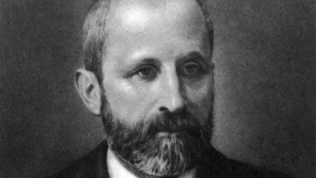 Der Entdecker der DNA, Friedrich Miescher.