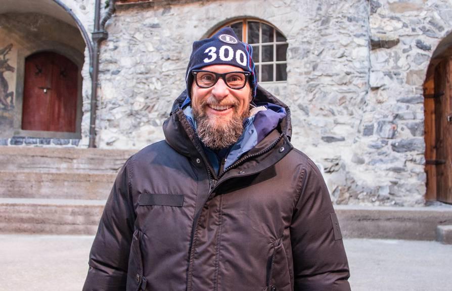 Marcel Büchel, ehemaliger Skirennläufer aus dem Fürstentum Liechtenstein. Bild: FM1Today/Stefanie Rohner