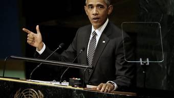 """US-Präsident Obama gibt die Richtung vor: Der Kampf gegen die Armut sei """"nicht nur ein Job für Politiker"""", sondern """"ein Job für alle""""."""