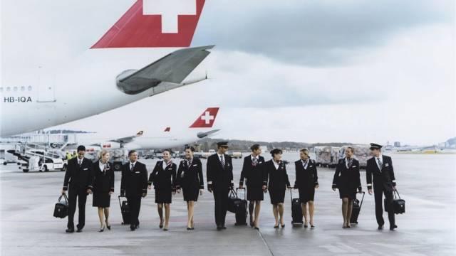 Das Flugpersonal der Swiss muss für die Erteilung eines amerikanischen Visums persönlich in Bern antraben. Politiker sprechen von Schikane. Foto: ho