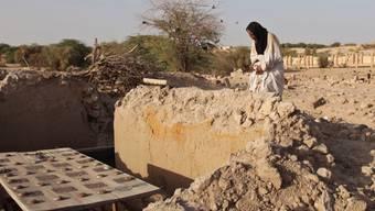In der malischen Wüstenstadt Timbuktu zerstörten Islamisten gegen ein Dutzend Mausoleen. (Archivbild)