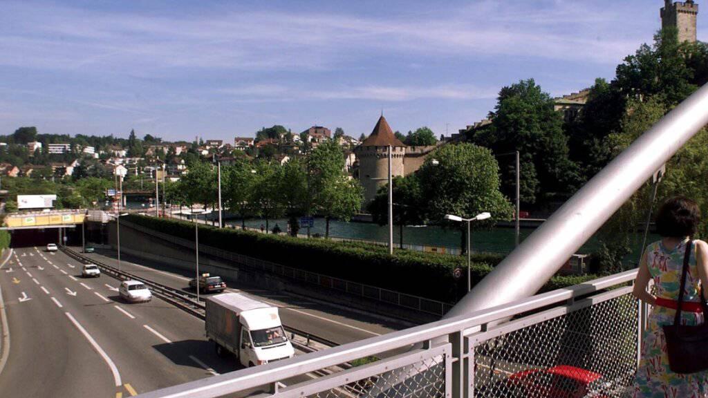 Autobahn-Anbindung der Stadt Luzern wird gesperrt