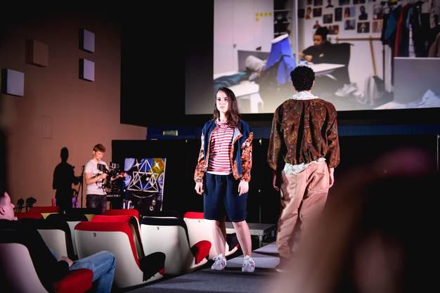 Fashion Show Aaron Doukpo