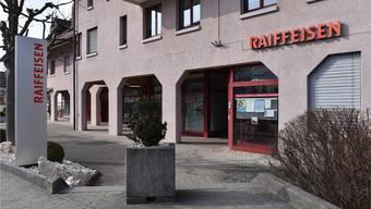 Die Raiffeisenbank Welschenrohr gehört ebenfalls zum Verbund.