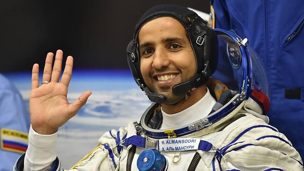 Arabisch im Weltall - Raumschiff bringt Verstärkung zur ISS
