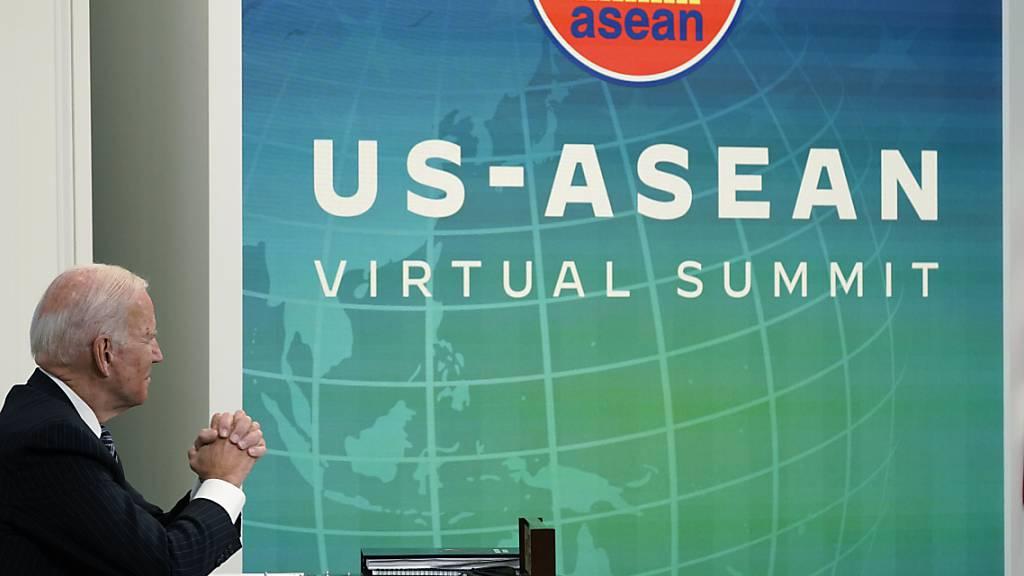 Biden verspricht Asean-Staaten nach Trump-Zeit wieder mehr Austausch