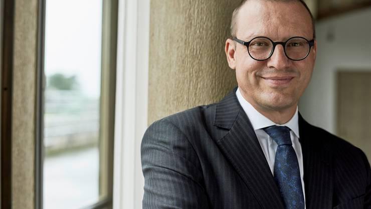 Swiss-Life-Chef Patrick Frost: Offener über Schwächen sprechen. Tom Haller/Swiss Life