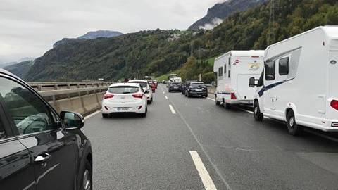 Seelisbergtunnel nach Brandalarm wieder offen