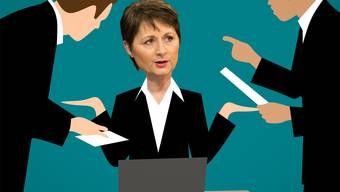 Grossratsmitglieder beurteilen die von Regierungsrätin eingerichtete Mailbox skeptisch.