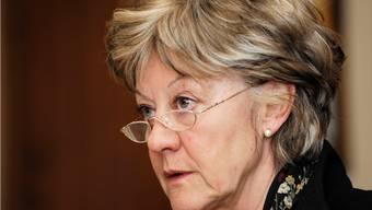 Fordert die Eliminierung von Steuerprivilegien für multinationale Gesellschaften, damit diese Entwicklungsländer nicht um ihre Steuereinnahmen betrügen: Susanne Leutenegger Oberholzer.