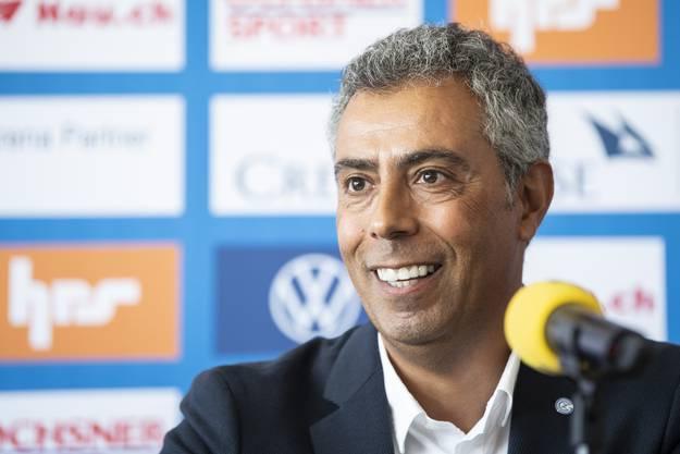 Es handelt sich um den 55-jährigen Portugiesen João Carlos Pereira.
