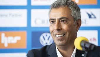 GC präsentiert neuen Trainer (August 2020)