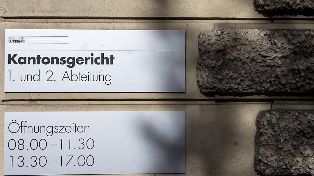 Ein ehemaliger Luzerner Informatikchef hat in der Berufungsverhandlung wegen Korruption auf Freispruch plädiert. (Symbolbild)