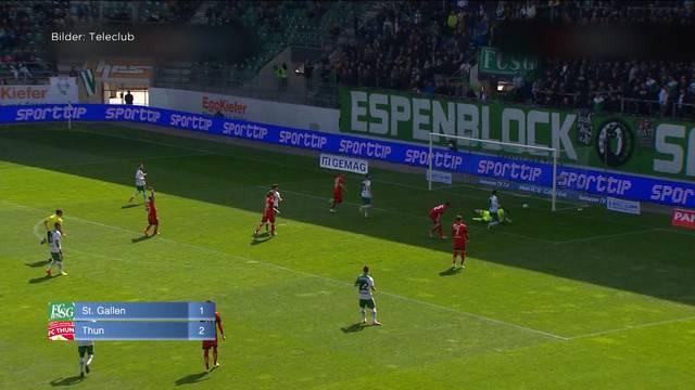 YB - Lugano / Thun - St. Gallen / GC - Luzern / FC Aarau - FC Wohlen