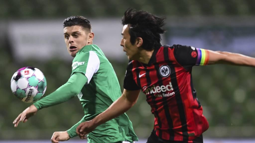 Eintracht Frankfurt nach langem wieder besiegt
